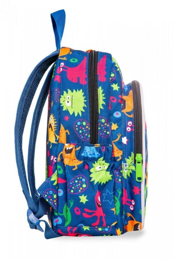 Plecak CoolPack BOBBY zabawne potworki FUNNY MONSTERS (22691)