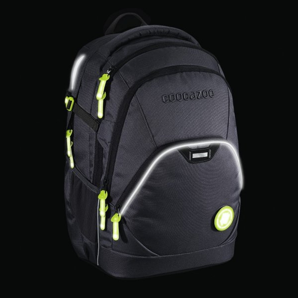 COOCAZOO elementy wymienne MatchPatch Special, Reflective Lime (139171)