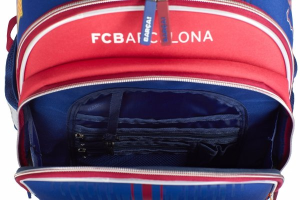 Tornister szkolny ergonomiczny FC BARCELONA FC-220 (501019006)