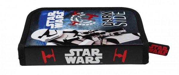 Piórnik bez wyposażenia STAR WARS Gwiezdne Wojny (05316)