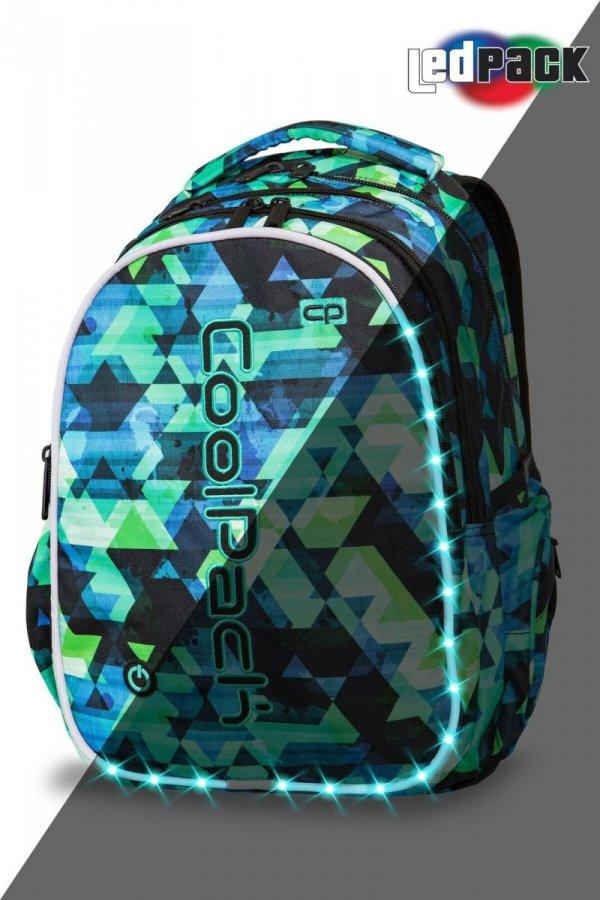 Plecak CoolPack LED JOY L KALEIDOSCOPE (96904)