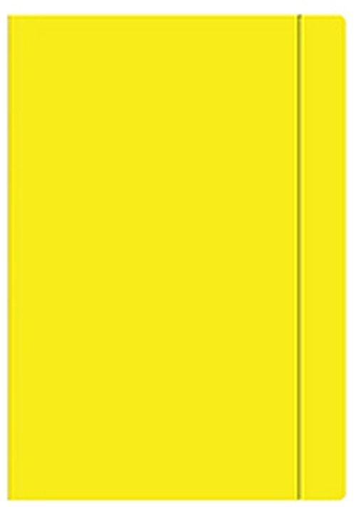 Teczka rysunkowa A3 na gumkę ŻÓŁTA (06565)