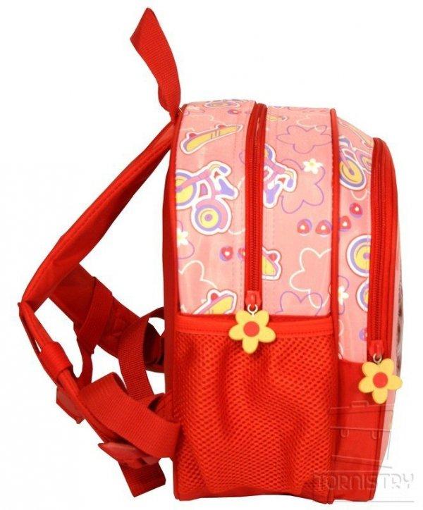 Plecak przedszkolny, wycieczkowy Ulica Sezamkowa (USD309)