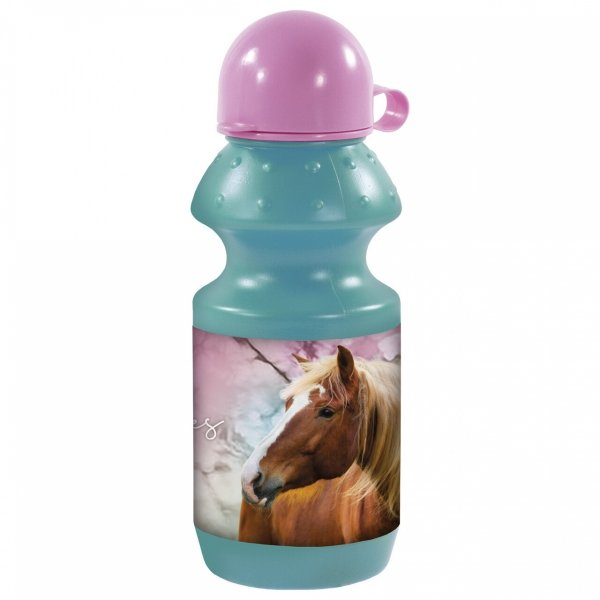 ZESTAW 5 el. Tornister Szkolny Ergonomiczny I LOVE HORSES Konie (TECKO19SET5CZ)