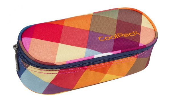 Piórnik CoolPack CAMPUS pastelowa krata, CANDY CHECK (82522CP)