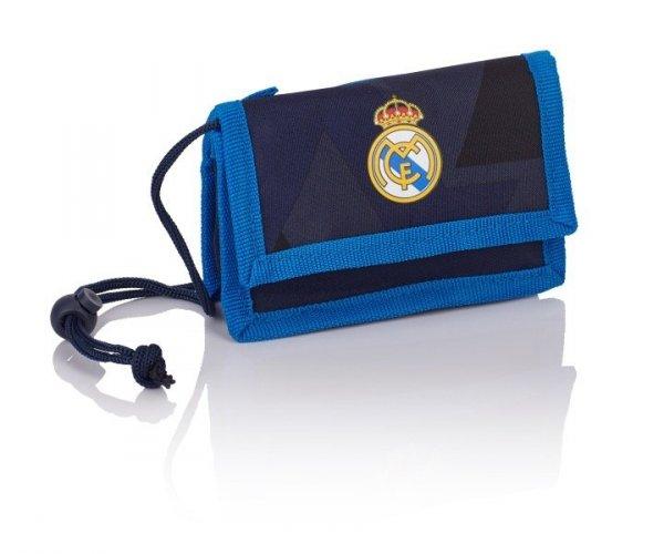 Portfelik saszetka na szyję Real Madryt (504018003)