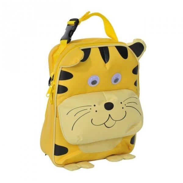 Plecak przedszkolny, wycieczkowy Tygrys (13306T)