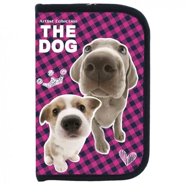 ZESTAW 4 el. Plecak szkolny THE DOG (PL15TD32)