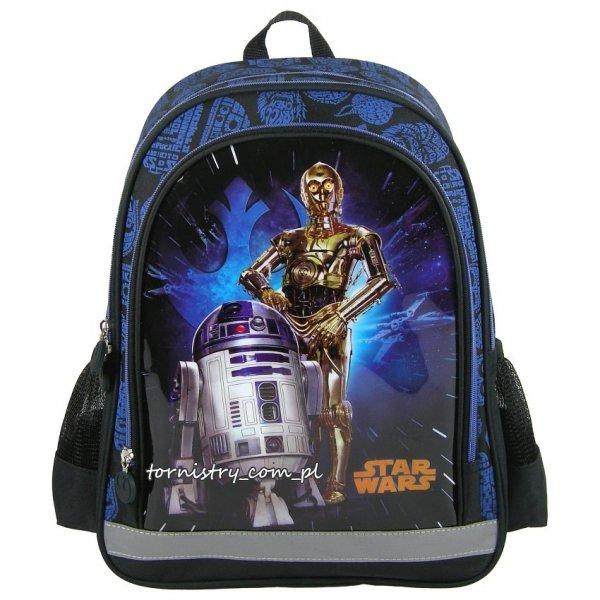 Plecak szkolny STAR WARS (PL15SW11)