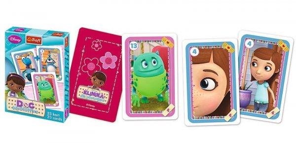 TREFL Gra karty PIOTRUŚ, Klinika dla pluszaków (08444)