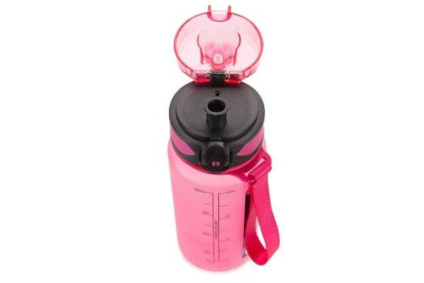 Bidon CoolPack BRISK MINI różowy 400ml (95198)
