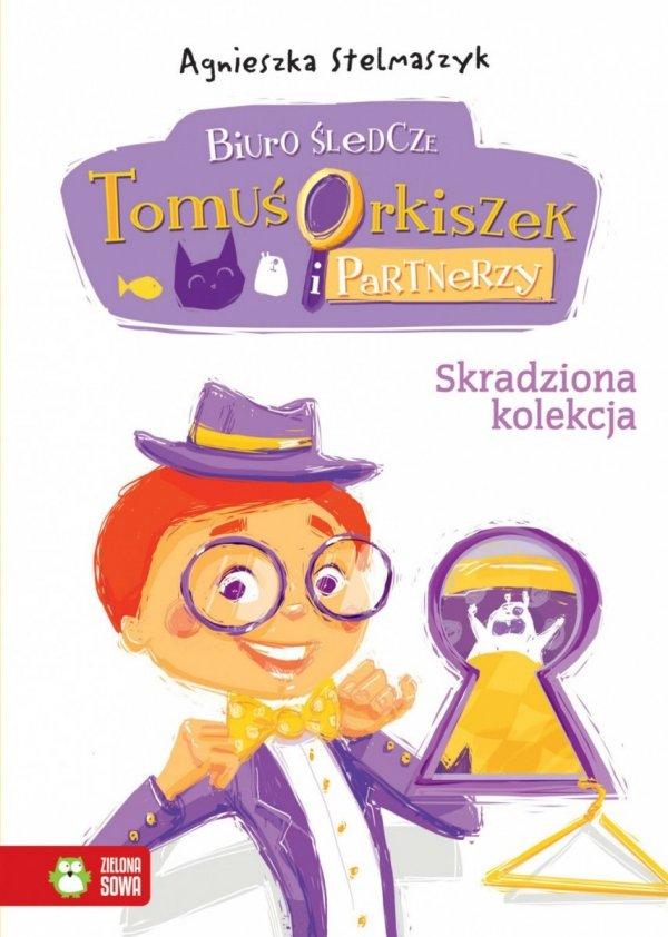 Skradziona kolekcja - Biuro śledcze cz. 4 - Tomuś Orkiszek (31463)