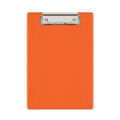 Clipboard Deska z klipsem klipem A4 POMARAŃCZOWY (KKL0104)