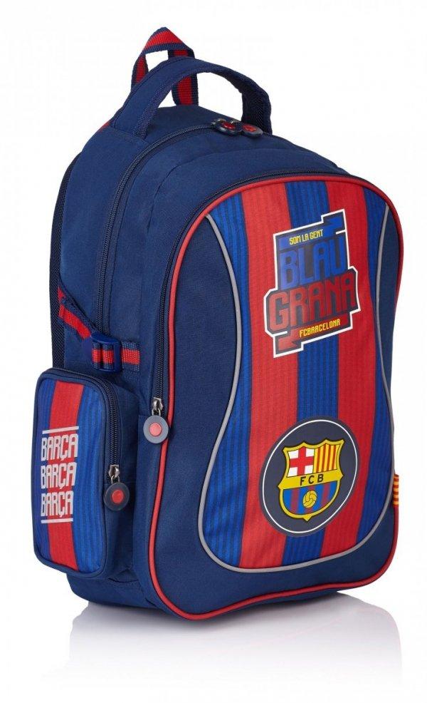 Plecak szkolny FC BARCELONA, FC-132 (502017002)