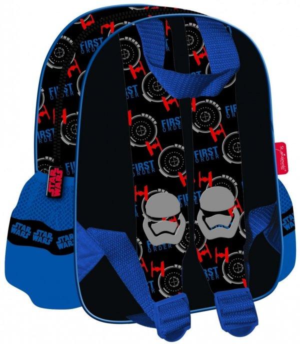 Plecak szkolno-wycieczkowy St. Majewski STAR WARS Gwiezdne Wojny (05347)