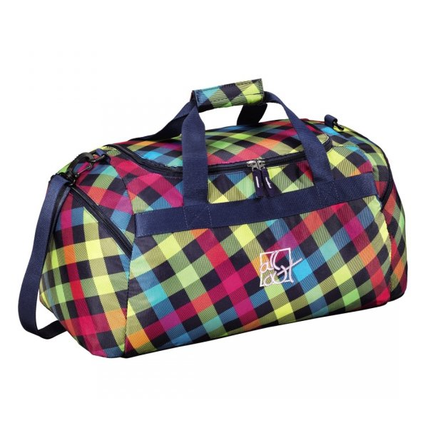 Torba sportowa ALL OUT WESTEND RAINBOW CHECK (124862)
