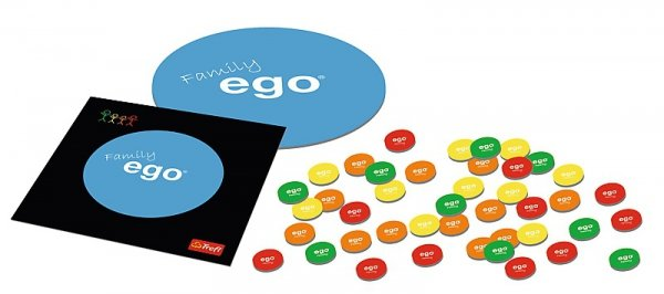 Gra towarzyska EGO FAMILY Trefl (01431)