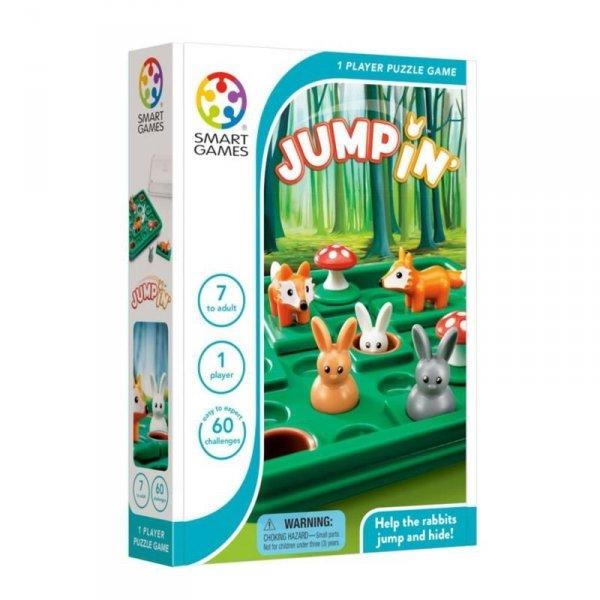 Gra logiczna Hop do norki, Smart Games (SG421)