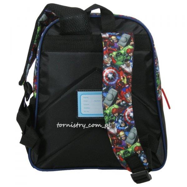 Plecaczek przedszkolny, wycieczkowy AVENGERS (PL12AV10)