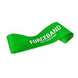 Taśma do ćwiczeń Mini Bands PREMIUM 0,7mm (opór średni) - 50 cm