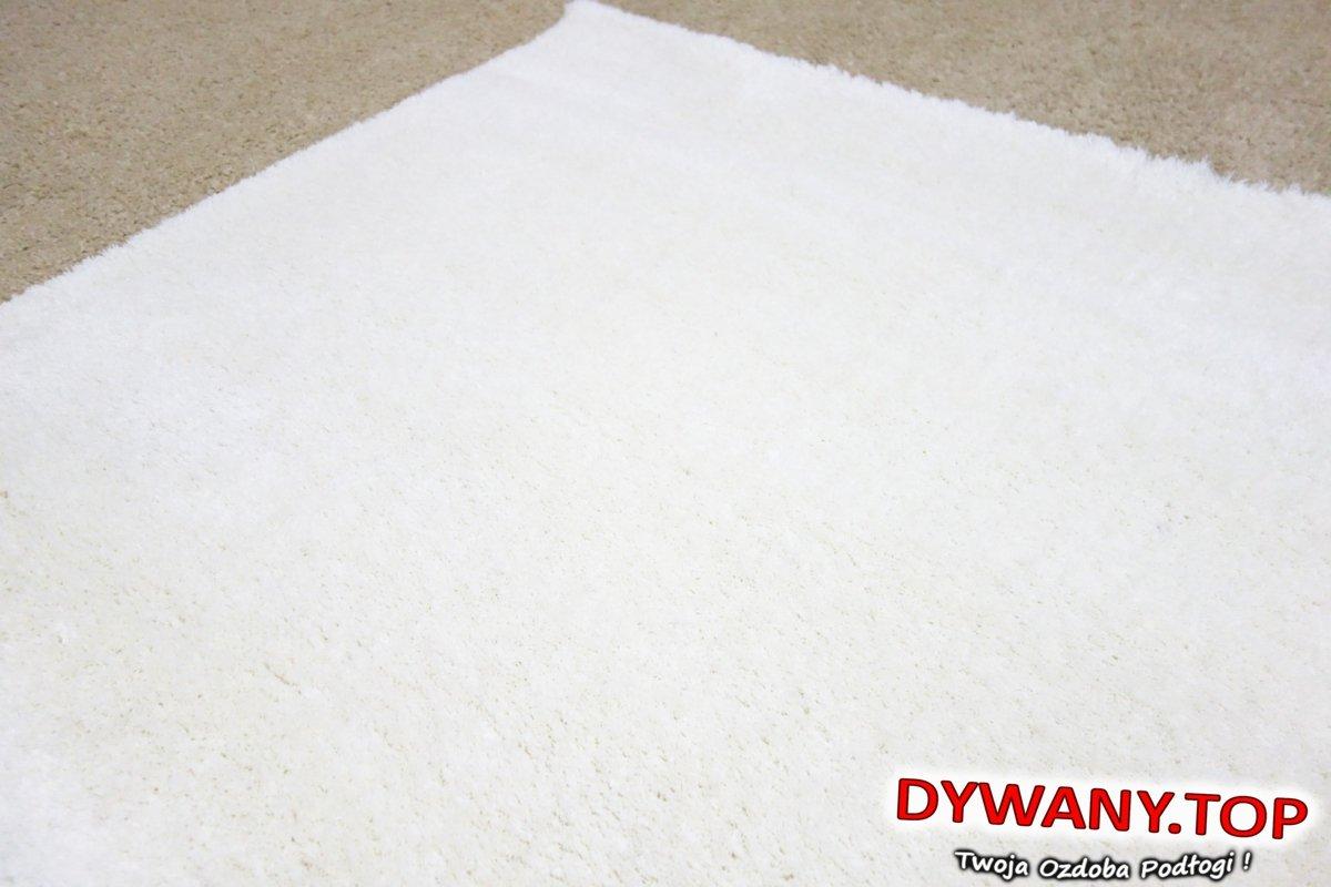 Dywan Agnella YOKI RAN biały WHITE poliester • Dywany.TOP