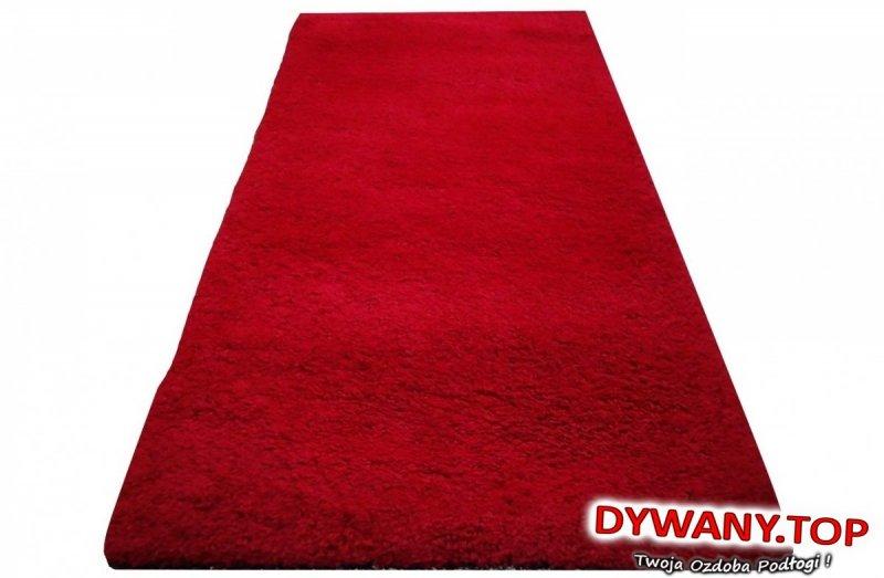 GUSTO SHAGGY n.red czerwone