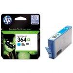 HP oryginalny ink CB323EE, HP 364XL, cyan, 750s, HP Photosmart B8550, C5380, D5460