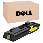 Oryginalny, kompatybilny Toner Dell do C2660DN/C2665DNF  | 4 000 str. | yellow