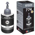 Oryginalny, kompatybilny Tusz Epson T7741  do WorkForce  M100/105/200  | 140 ml |  black