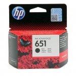 Oryginalny, kompatybilny Tusz HP 651 do DeskJet 5645 | 600 str. | black