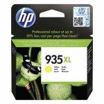 Oryginalny, kompatybilny Tusz HP 935XL do Officejet Pro 6230/6830 | 825 str. | yellow
