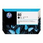 Tusz HP 80 do Designjet 1050/1055   350ml   black