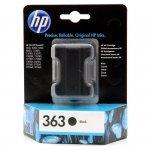 Tusz HP 363 Vivera do Photosmart 3210/3310/8250 | 410 str. | black