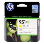 Tusz HP 951XL do Officejet Pro 8100/8600/8610/8620 | 1 500 str. | yellow