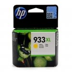 Tusz HP 933XL do Officejet 6100/6700/7100/7610 | 825 str. | yellow