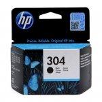 Oryginalny, kompatybilny Tusz HP 304 do Deskjet 3720/30/32 | 120 str. | BLK