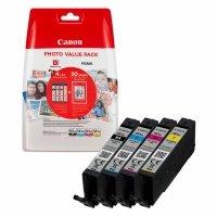Tusz Canon CLI-581 XL do Canon Pixma TR7550/TR8550/TS6150 | 4 x 8,3 ml | CMYK