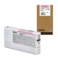 Tusz Epson T9136 do Sure Color SC-P5000 | 200 ml | Vivid light magenta