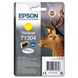 Epson oryginalny ink C13T13044012, T1304, yellow, 765s, 10,1ml, Epson Stylus Office BX320FW