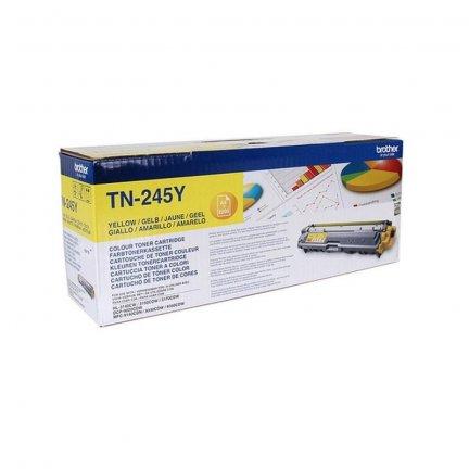 Oryginalny, kompatybilny Toner Brother do HL-3140CW/3150/3170   2 200 str.   yellow