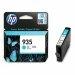 Tusz HP 935 do Officejet Pro 6230/6830 | 400 str. | cyan