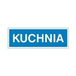 Znak KUCHNIA  801-14 P.Z.