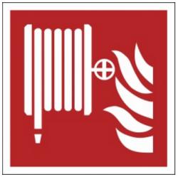 Znak hydrant F02 (PF)