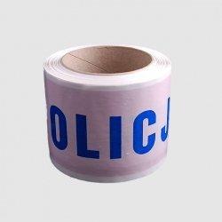 Taśma dla służb publicznych POLICJA