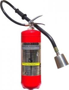 Urządzenie gaszące metale UGM-12x D (metale palne)