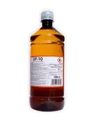 PŁYN XP-10 Biobójczy płyn do dezynfekcji rąk i powierzchni 90% alkohol pojemność 1000 ml.