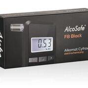 Alkomat Alco Safe F8 Black - półprzewodnikowy