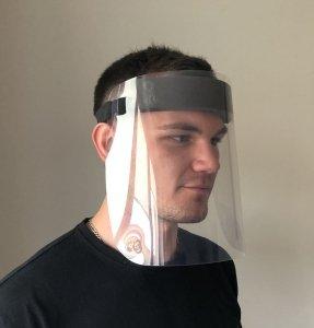 PRZYŁBICA ochronna ochrona twarzy Model 2410MH