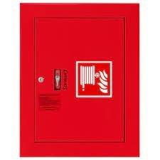 HYDRANT DN52 (pusta szafa hydrantowa) czerwona