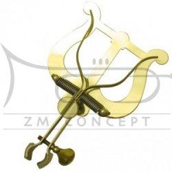 aS Pulpit, Lirka marszowa, pulcik do trąbki lub waltorni, duży, 01587082